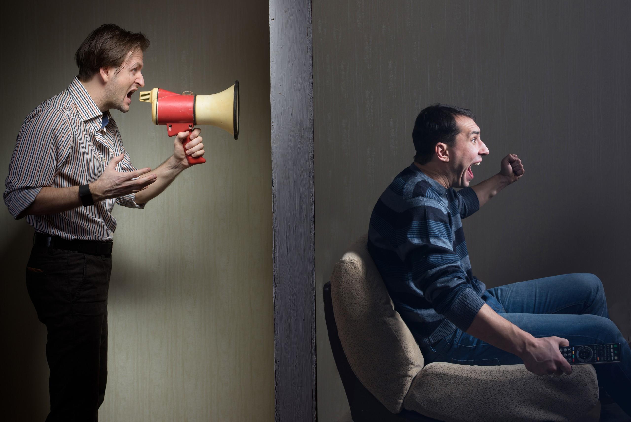 inquilinos ruidosos
